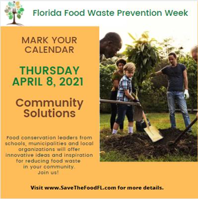 Florida Food Waste Prevention Week
