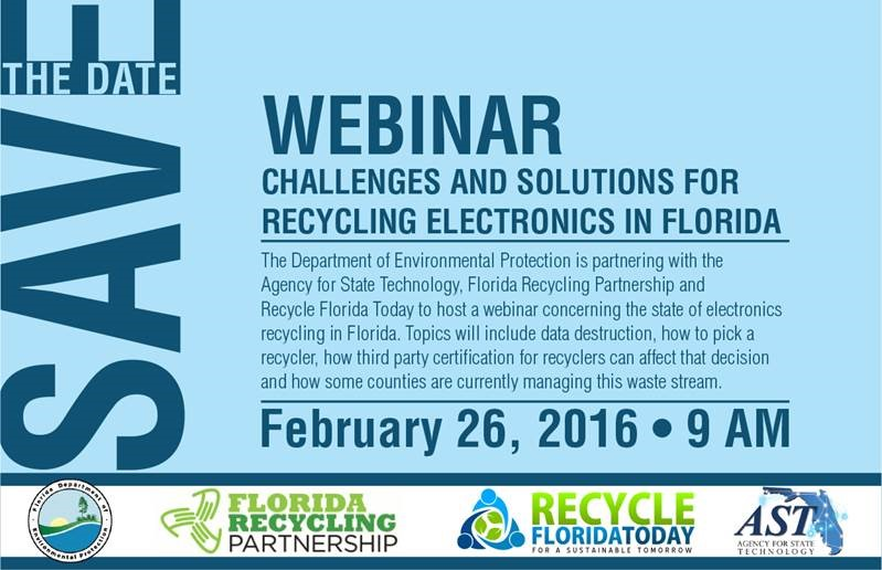 Challenges and Solutions for Recycling Electronics in Florida image